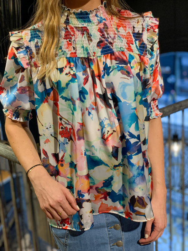 Blouse luxia